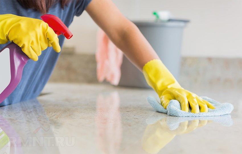 5 причин, почему важна влажная уборка